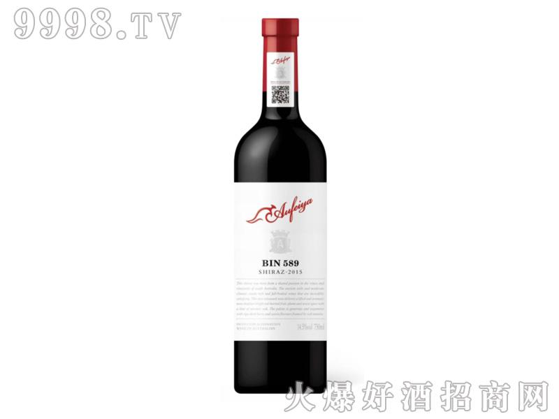奥菲亚BIN589西拉子干红葡萄酒